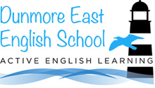 Dunmore East English School Logo